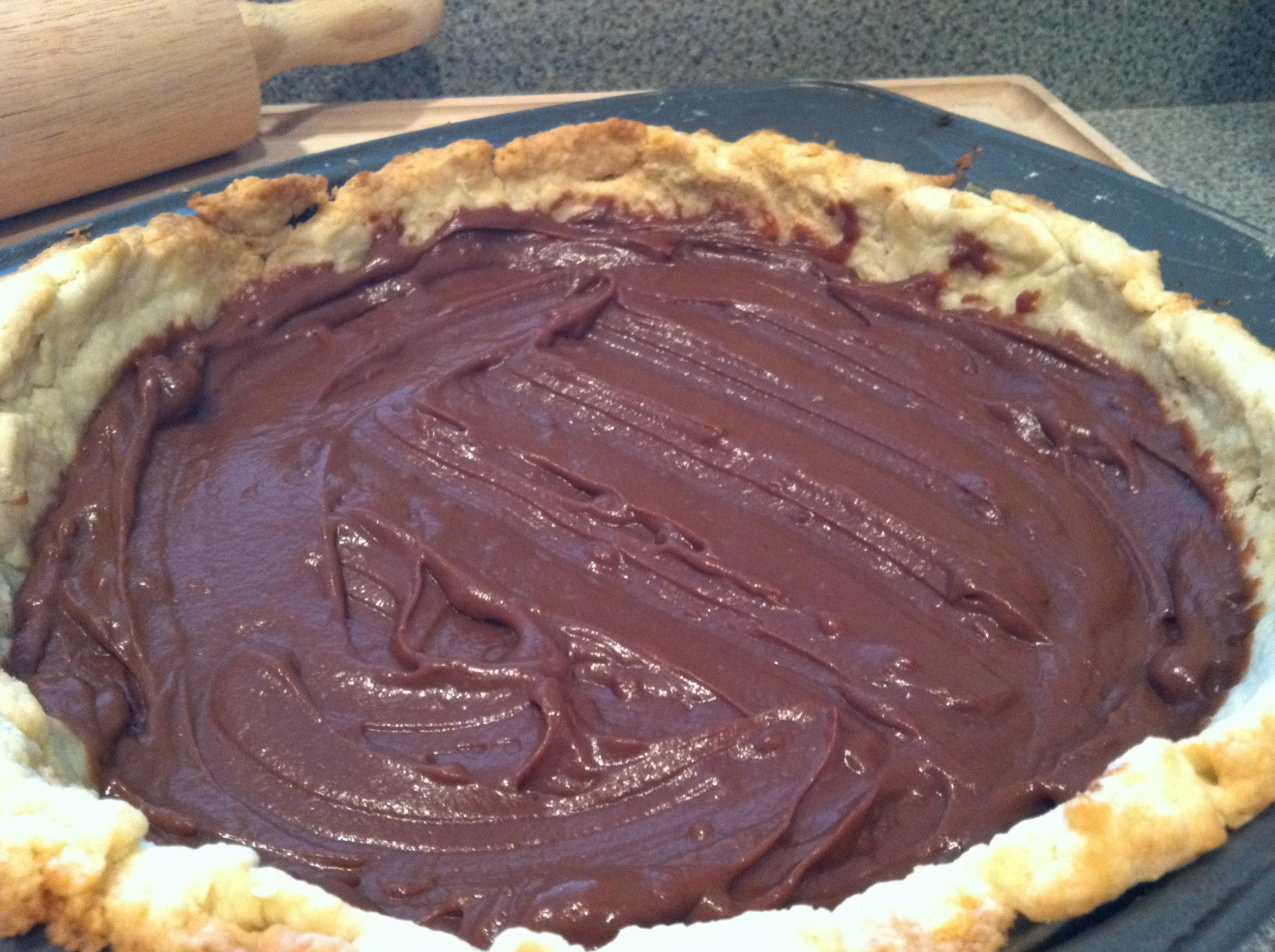 chocolate pie 021
