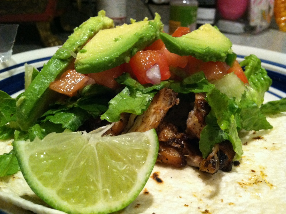 blackened chicken tacos 016