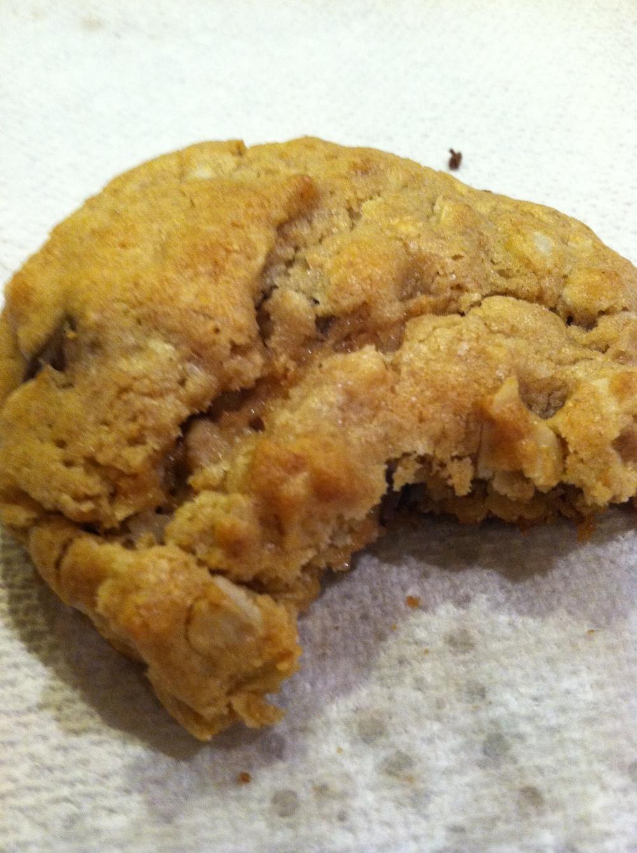 coconut oil cookies 019