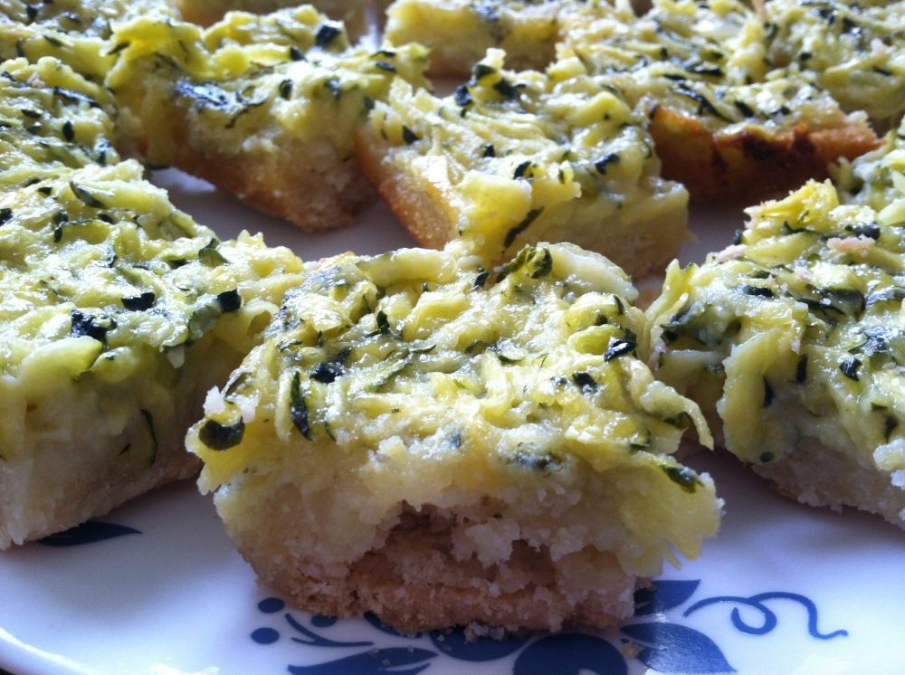 zucchini lemon bars 013
