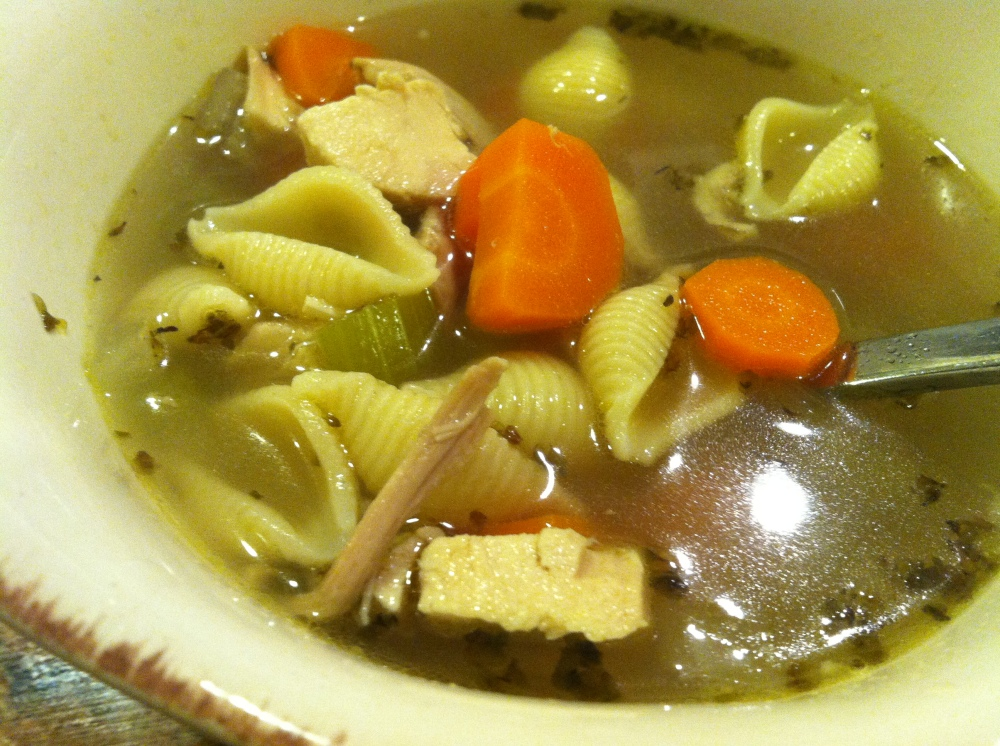 chicken stock 006