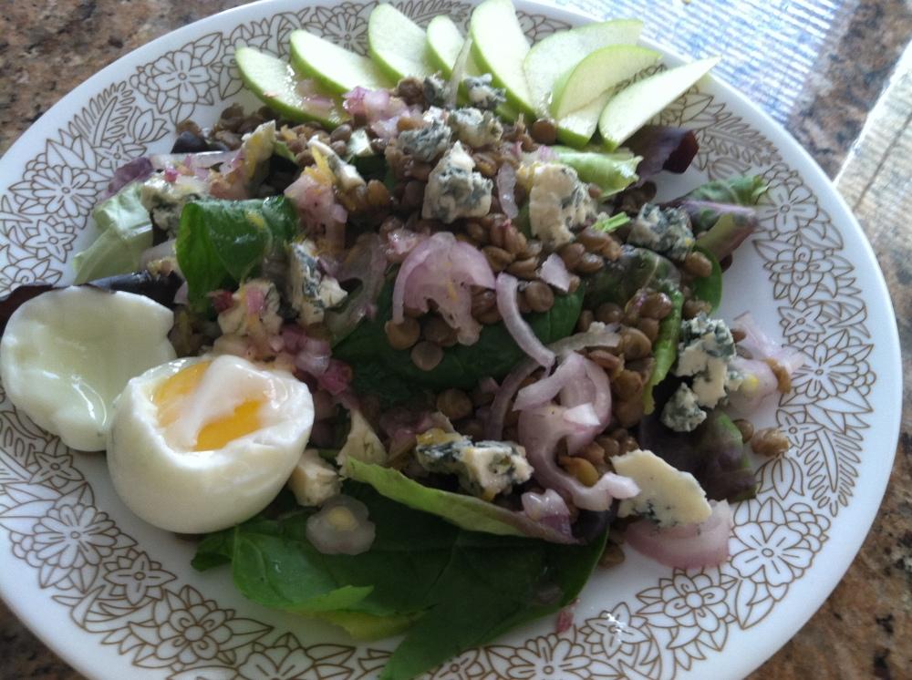 lentil salad 004